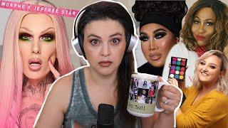 LIVE STREAM - The END of Morphe? What they did wrong...