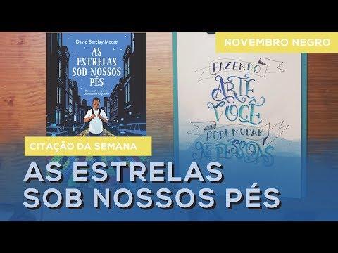 As Estrelas Sob Nossos Pés - David Barclay Moore #NovembroNegro |All About That Book