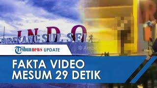 Fakta Video Mesum 29 Detik Pasangan Berbuat Mesum di Anjungan Wisata Sungai Mata Allo Enrekang