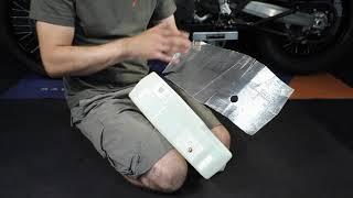 Husqvarna 701 Fairing kit how to install - RADE/GARAGE