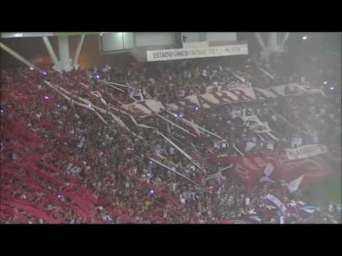 """""""20Mil hinchas de Lanus en La Plata para ver al MultiCampeon del futbol Argentino"""" Barra: La Barra 14 • Club: Lanús"""