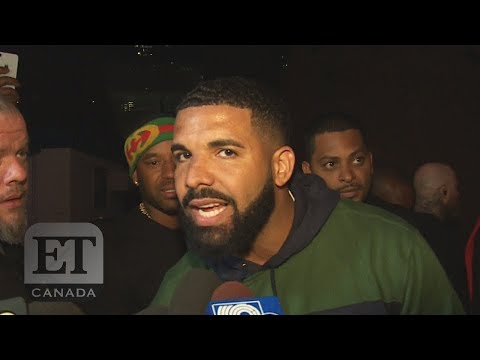 6a73ac04dec Drake Defends Raptors Fans After Game 5 Win