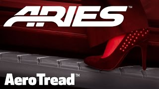 "ARIES: AeroTread 5"" Running Boards for SUVs"