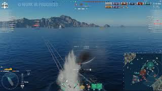 World of Warships - BLUP BLUP BLUP