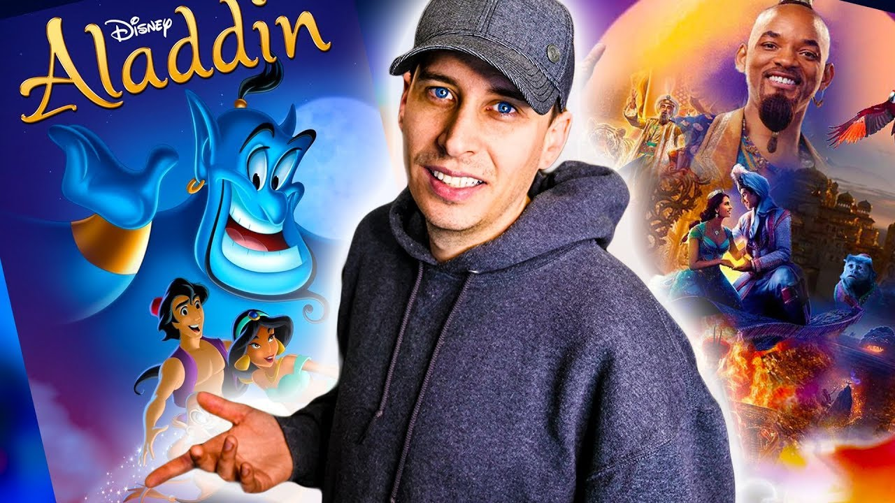 Aladdin 2019: But Like….Why? (Is it as good as the original?!)