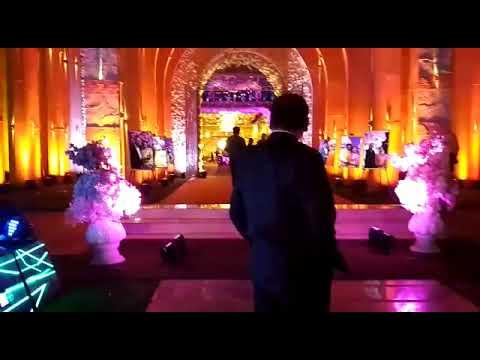 LED Wedding Photo Frame