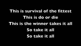 Eminem- Survival lyrics