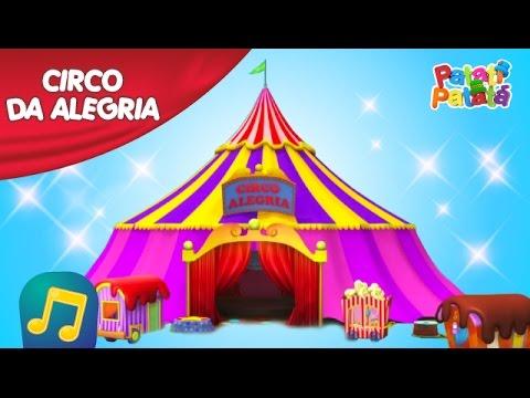 Música Circo da Alegria - O Circo da Alegria