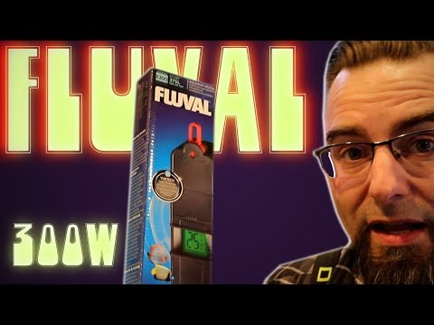 Aquarium Heater By Fluval Unboxing!