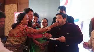 Rimi Sen, Sudesh Bhosle, Manisha kelkar, Ekta Jain,Tanisha Singh, Ashnoor Kaur attended 3rd Dr. Baba Saheb Ambedkar Nobel Aawards at Sea Princess, Juhu