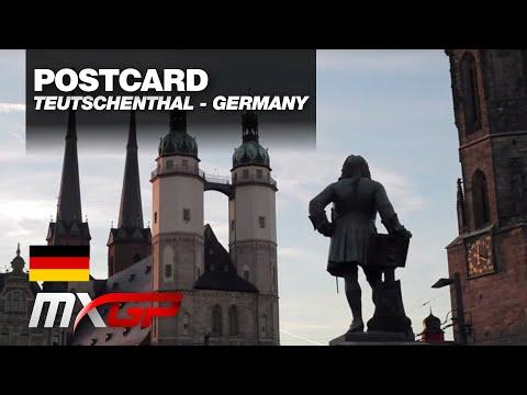 MXGP of Germany 2019 - Postcard