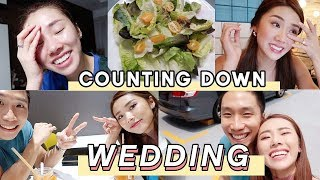 ONE DAY TO THE BIG DAY!! WEDDING VLOG | MONGABONG