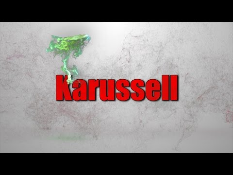 Karussell Kinder-Safari