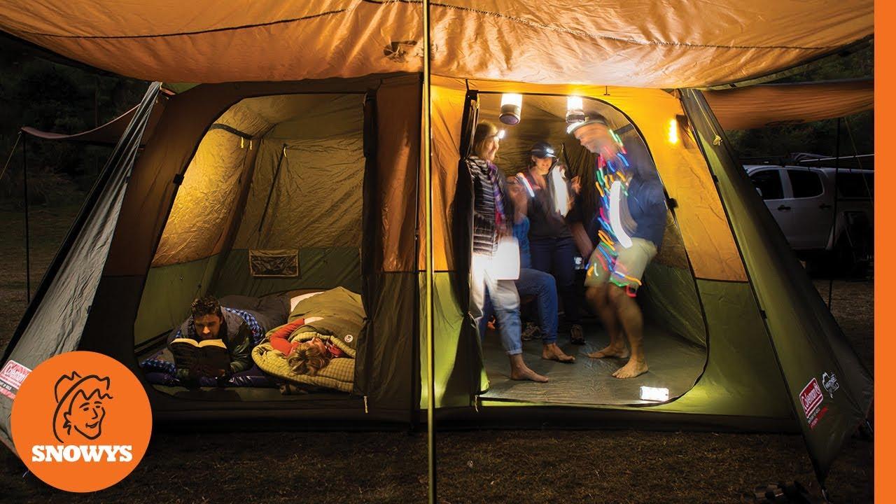 Instant Northstar Dark Room 10P Tent