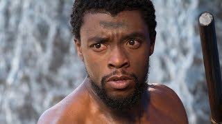 How Chadwick Boseman Got Ripped To Play Black Panther