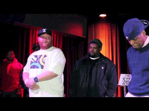 Rise of the Independents 2: Derico (iBattle) vs MadFace MrFists (WBL)