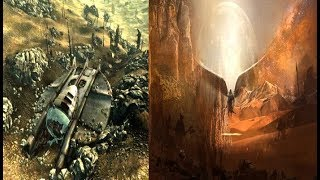 ¿qué Pasó En África?  ¿fueron Los ángeles Caídos De La Biblia Los Astronautas Alienígenas De Marte?