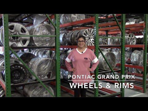 Factory Original Pontiac Grand Prix Wheels & Pontiac Grand Prix Rims – OriginalWheels.com