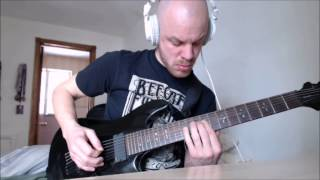 Extol - Wastelands guitar cover