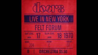 2-6. The Doors - Crawling King Snake (Live In New York, Felt Forum) (Second Show) (LYRICS)