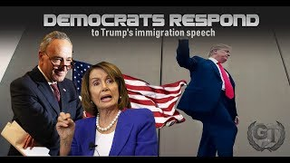 #Pelosi #Schumer response to Trump speech - Governed Times