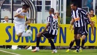 Neymar vs Atlético Mineiro (H) 1080i (17/10/12) By FutSoccer HD