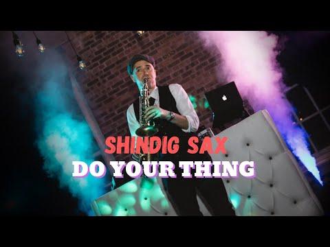 Shindig Sax Video