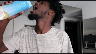 I TRIED THE WORLDS NASTIEST WATER !!!