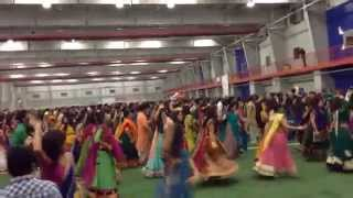 Achal Mehta Garba Toronto 2015 Part-1