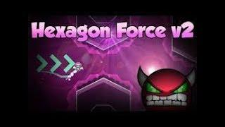 Hexagon Force v2 by IIINeptuneIII Progress Video | FrozenFlames