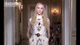CHRISTOPHE JOSSE Fall 2018 Haute Couture Paris - Fashion Channel