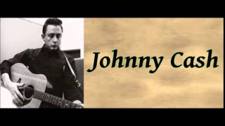Busted - Johnny Cash
