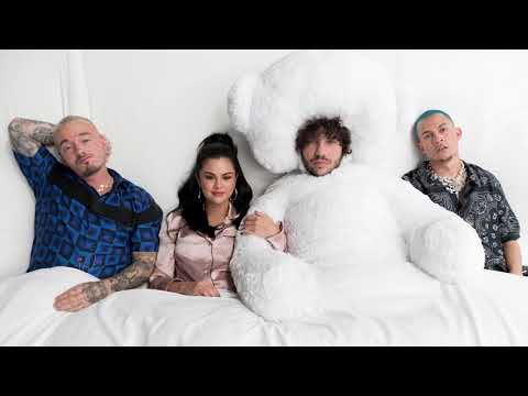 Benny Blanco Tainy Selena Gomez  J Balvin I Can't Get Enough