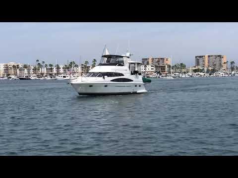 Carver 396 Motor Yacht video