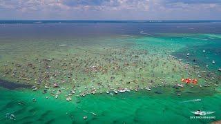 Destin Florida Crab Island Family Vacation 2020