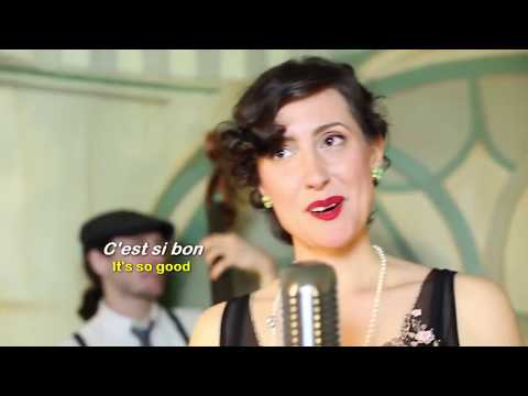 C'est si bon - French Version English Lyrics Paroles Translation