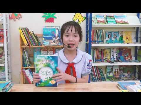 Đại sứ văn hóa đọc - Quỳnh Anh - 5D
