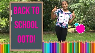 Back To School Middle School Outfit Ideas!!