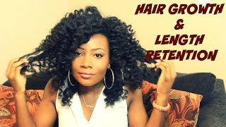 4 Years Natural! |  Secrets to Hair Growth, Length Retention & Goals