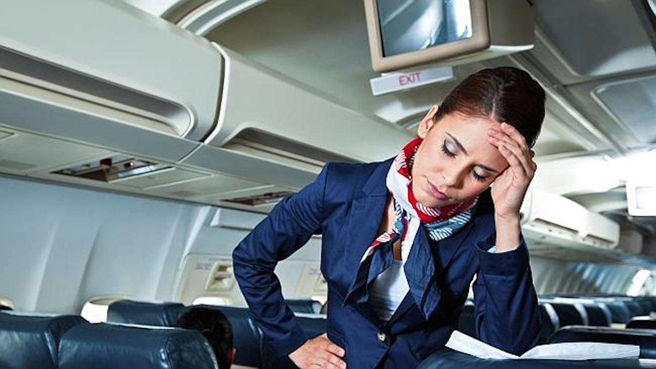 How To Piss Off Your Flight Attendant thumbnail