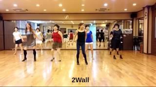 VOULEZ-VOUS Line Dance (ABBA)(Intermediate level)