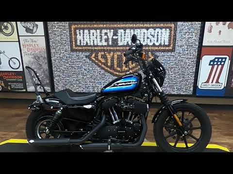 2018 Harley-Davidson Sportster Iron 1200