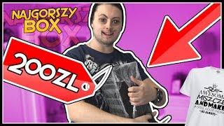 OBRZYDLIWY MYSTERY BOX ZA 200 ZŁ ! + *Bonus* 👕