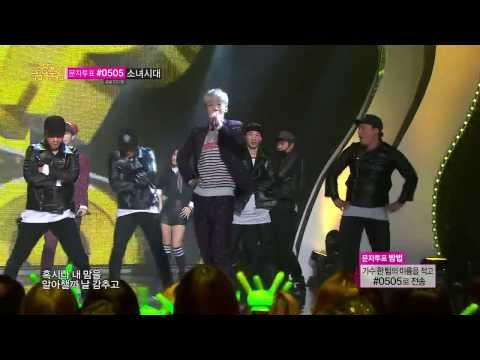 [HOT] B.A.P - SPY, 비에이피 - 스파이, Show Music core 20140315