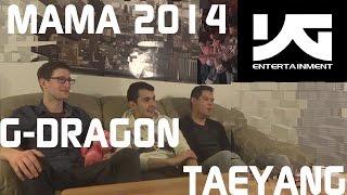 G-Dragon+Taeyang - MAMA 2014 Live Reaction, Non-Kpop Fan Reaction [HD]