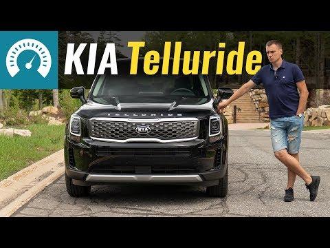 Киа Теллурайд 2019 цены, комплектации, новая модель, фото, видео тест-драйв