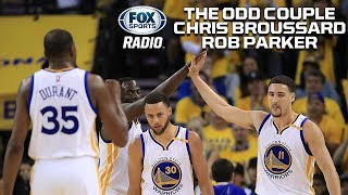 The Odd Couple: Where Do The Golden State Warriors Go From Here?