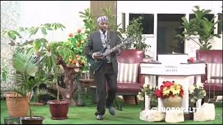PASTOR NGANGA PERFORMS OSITE KALE LUO SONG – ASEMBO PINY MABER