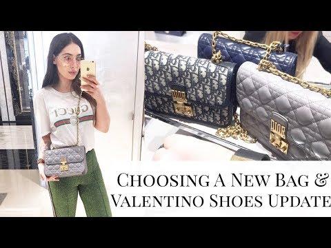 Vlog: Choosing A New Bag | Dior, Gucci, Saint Laurent