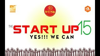 [THE START UP 15] - YES WE CAN